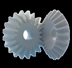 BNL plastic bevel gear